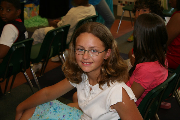 5th Grade Graduation From Isbell Elementary - May 24, 2006