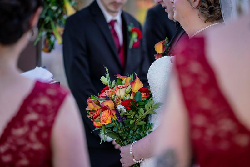 Sandia Hotel Casino New Mexico October Wedding Ceremony C&C-45.jpg