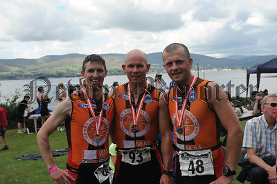 RS1433121 David Griffin, Gareth Kelly and Brian Farrell still look fresh at the end