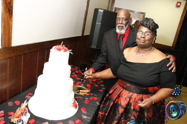 DECEMBER 8TH, 2018: THE WILSON'S 40TH WEDDING ANNIVERSARY CELEBRATION