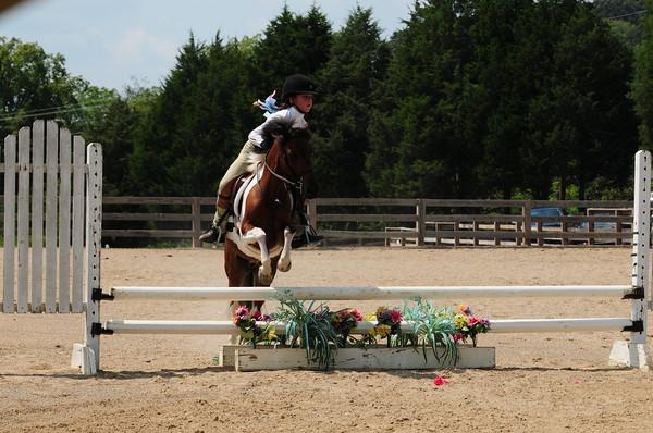 122-ETHJA Pony Medal