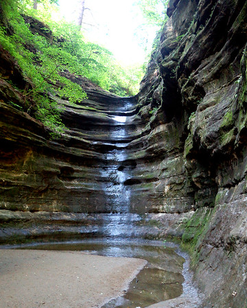 Illinois State Parks Hiking (4th of July Weekend 2020)