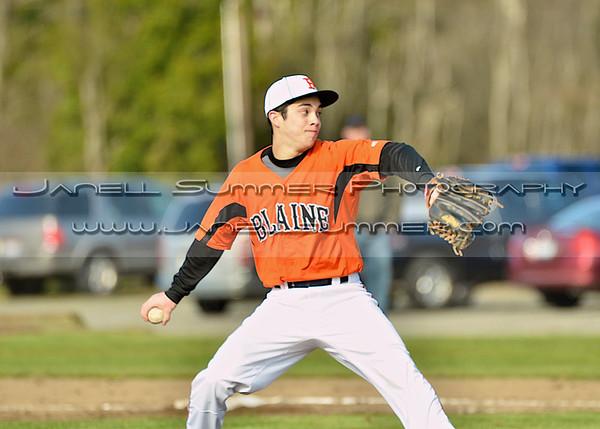 2012 Blaine High School Baseball