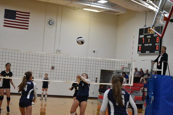 7th Grade Volleyball vs.  Elkhorn Valleyview