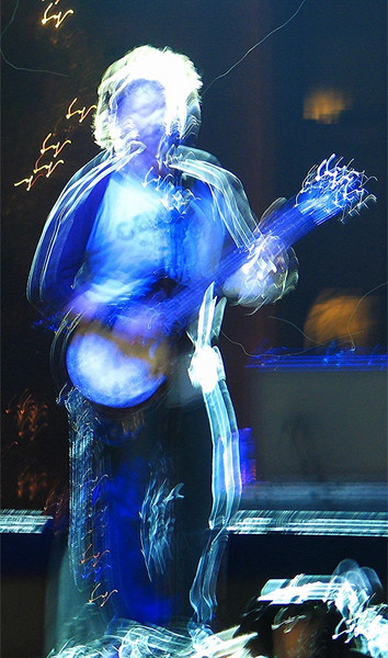 J 'Curley' Speegle... Leon Russell's Guitarist... more than adequate