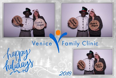 Venic Family Clinic Holiday Party
