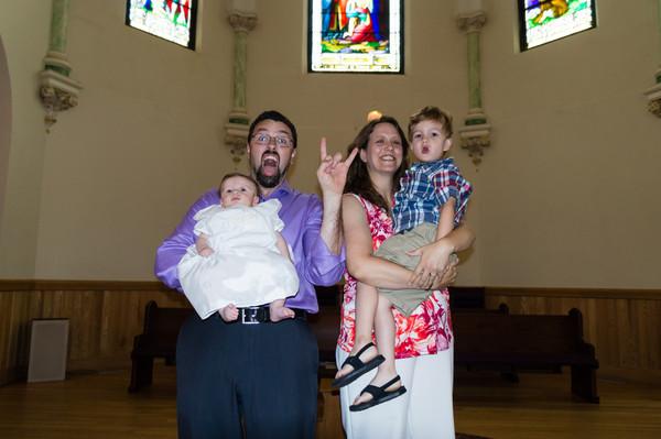 Tierney Baptism