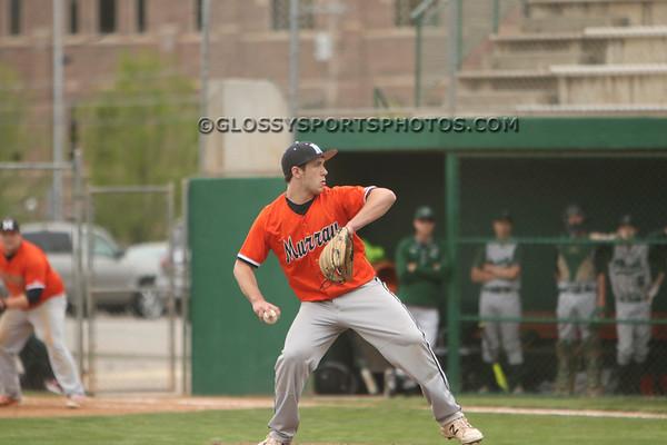 Murray vs Hillcrest Baseball