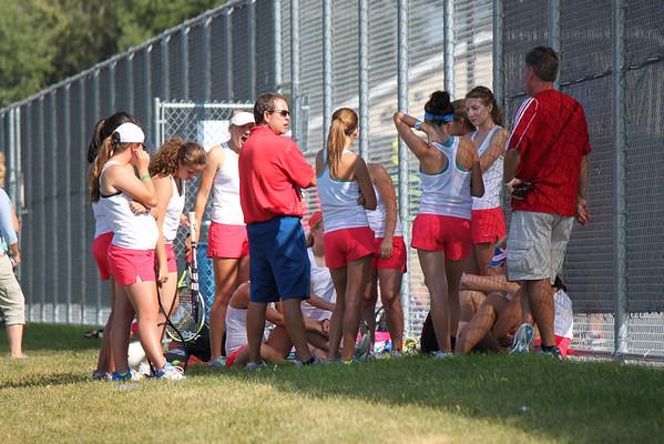 AHS Tennis 2013