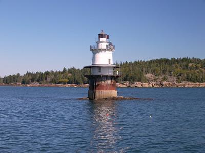 Goose Rocks Lighthouse, Maine