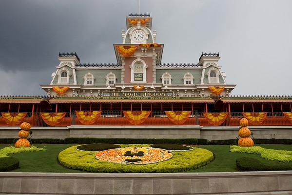 2007 - October - Magic Kingdom