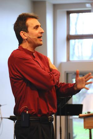 November 27, 2011 Worship Service