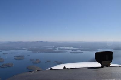 Flight to Laconia, NH