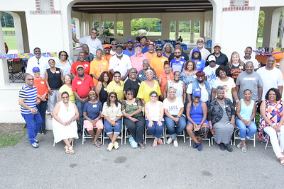 Paterson, NJ Eastside High School Class Of 75 Reunion Cook-Out 2021