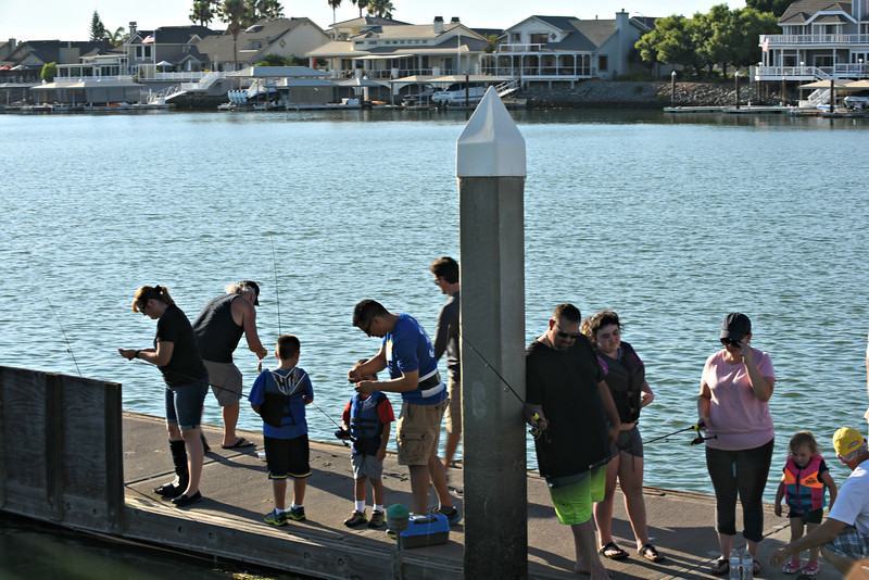 Discovery Bay Kids Fishing 2018