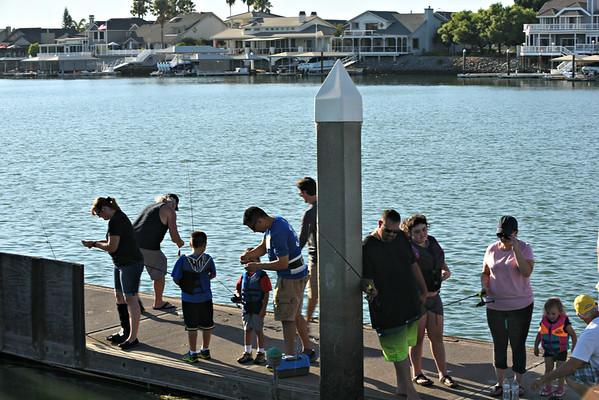 Discovery Bay Kids Fishing 2018