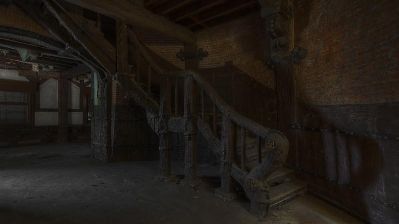 Urbex - Bowling Mill