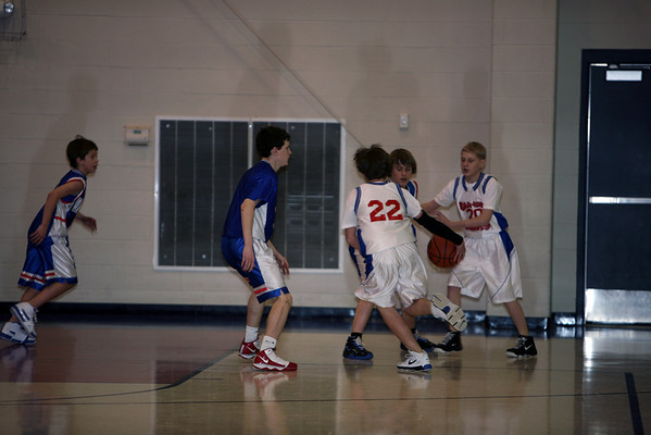 Anchors - CAI Warriors basket ball