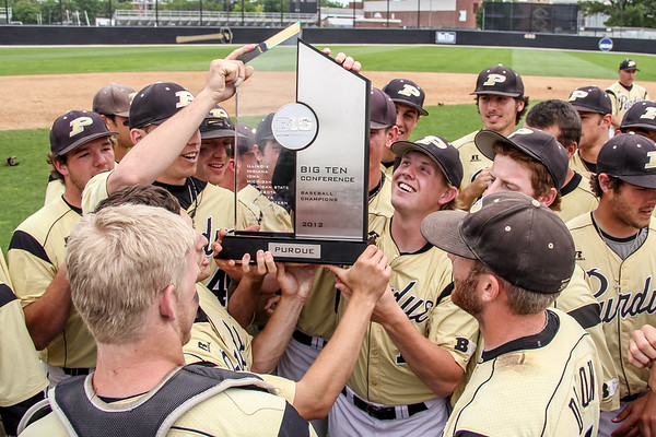 05-12-12 Purdue Baseball Clinches Big Ten Title