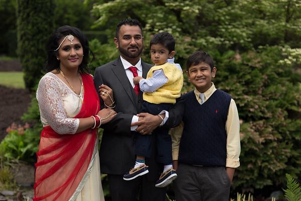 20150525 Singh Family