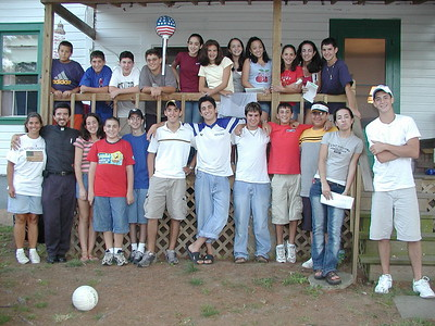 GOYA Kickoff - September 7, 2002