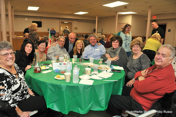 2019 Spaghetti Dinner at St. Mary's
