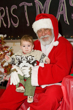 Early Years Centre Christmas Party 2007