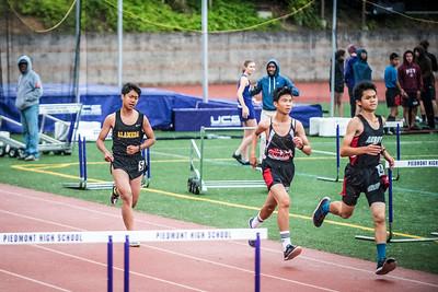 AHS Track and Field Rene Reggie Lim