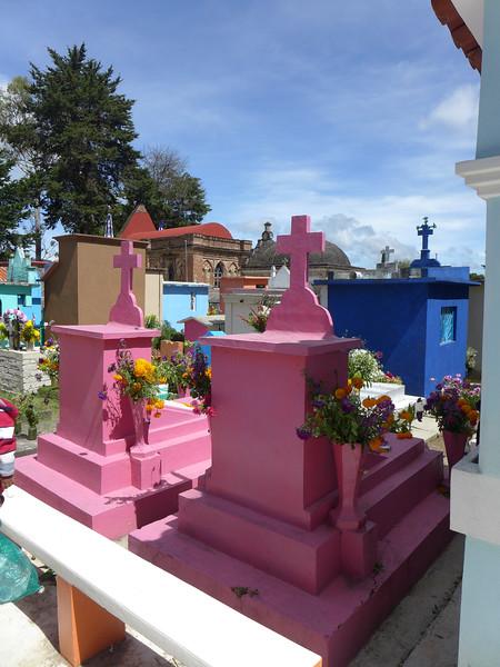 Dia de los Muertos: San Cristòbal