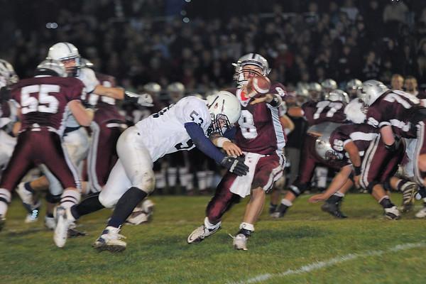 2011-10-21 Varsity vs Prairie Ridge