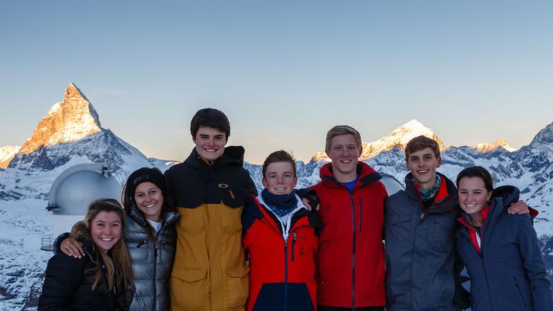 MT, Bella, Matthew, Landen, John, Billy, and Peyton