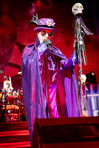 Judas Priest takes stage.