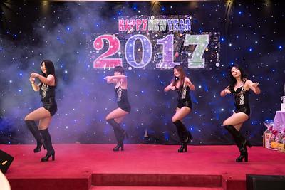 翠園新年倒數2017