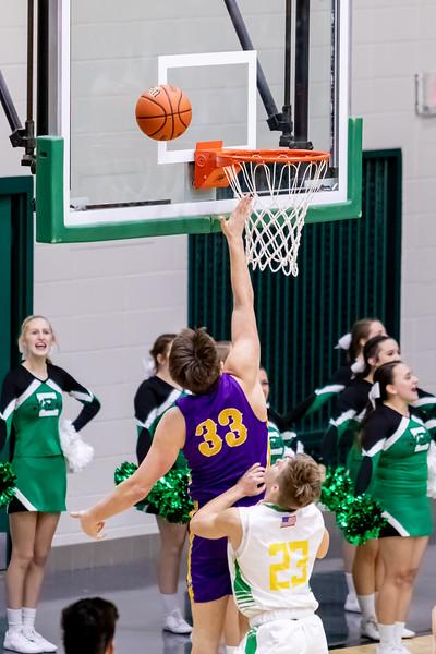 AHS Basketball at Eastside