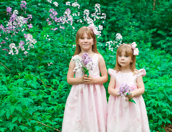 Flower Girls Photography by Mariana Roberts