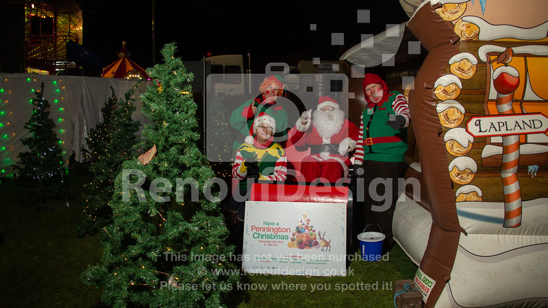 Christmas in Pennington 2019