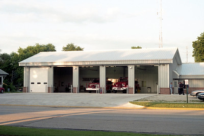 FULTON COUNTY FIRE DEPARTMENTS