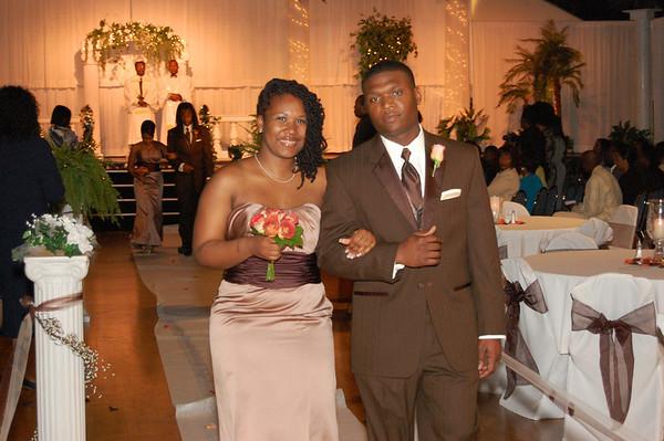 Veronica & Andre Whitaker