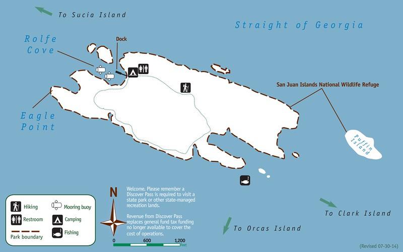 Matia Island Marine State Park