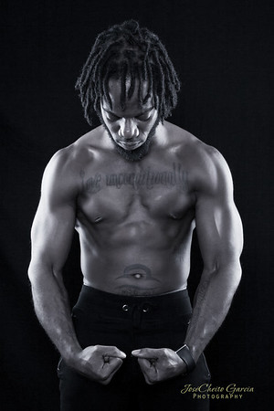 Keith Fitness Model