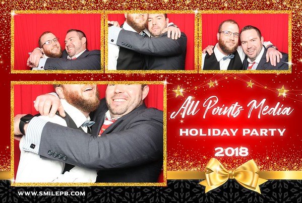 All Points Media Holiday Party 2018
