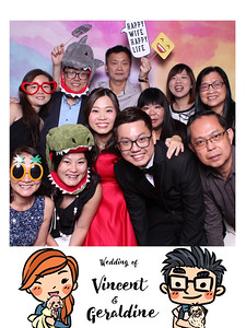 Wedding of Vincent & Geraldine