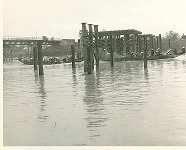 Bridge at Dong Ha 1969-1972