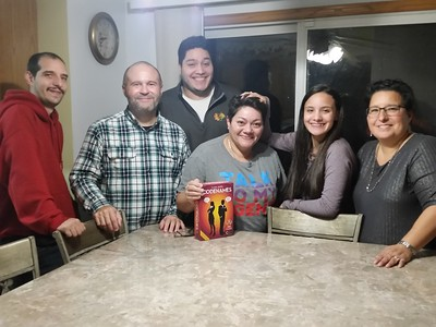 Leila Garcia and Lopez Family