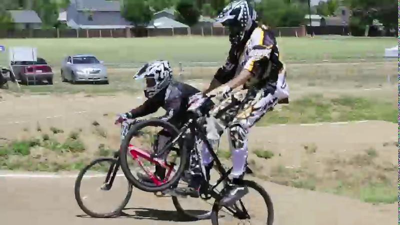 Racing 6/25/11 - Video