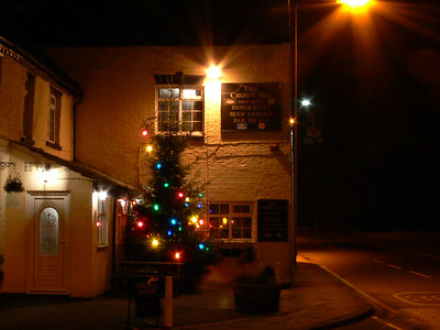 Christmas at The Crown
