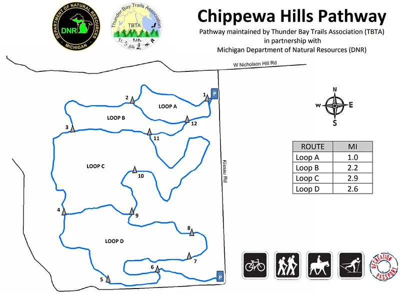 Chippewa Hills Pathway