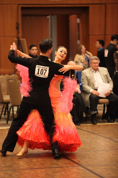 Friday Evening Multi Dance Championships & Pro Events