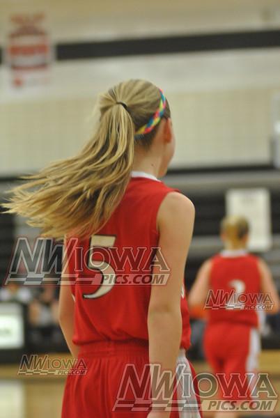 6th Grade Girls Basketball Tournement at South O'Brien