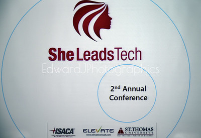 2018 Annual She Leads Tech Conference